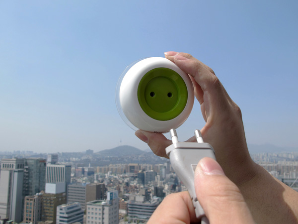 window-socket-solar-energy