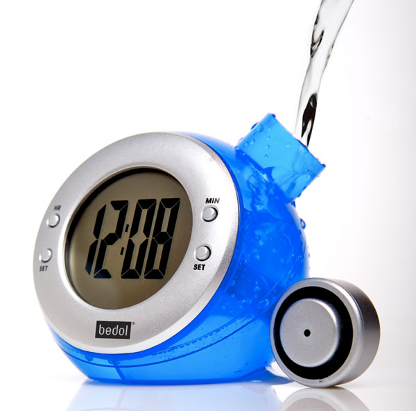 water-clock